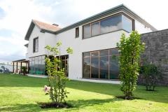Neu erbautes Zweifamilienhaus im Grunewald