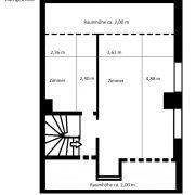 Reihenendhaus im Fliegerviertel von Tempelhof