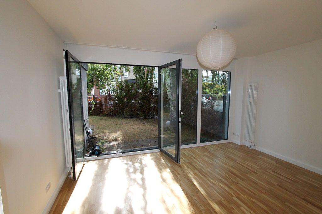 Moderne 3-Zimmer gartenwohnung in Kreuzberg